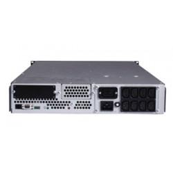 APC Smart-UPS RM 3000VA USB & Serial - UPS ( montaje en bastidor ) - CA 230 V - 2.7 kW - 3000 VA - RS-232, USB - 9 conector(es)