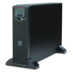 APC Smart-UPS RT - UPS - CA 220/230/240 V - 3.5 kW - 5000 VA - Ethernet 10/100, RS-232 - 10 conector(es) de salida - 3U