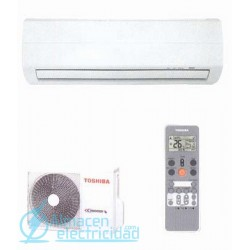 1x1 Pared MONZA PLUS 10  INVERTER FRIO 2,5KW CALOR 3,2 KW