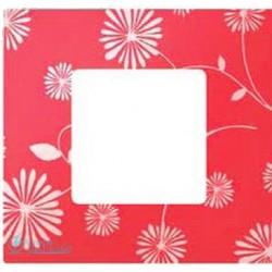 FUNDA 1 ELEMENTO SIMON SERIE 27 RED & WHITE