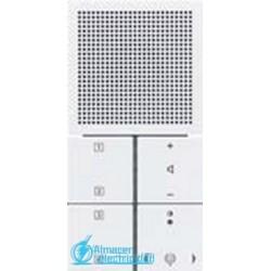 RECEPTOR DE RADIO EMPOTRABLE LS990 BLANCO ALPINO JUNG RANLS914WW
