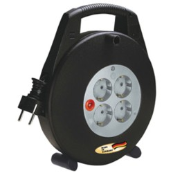 COMPACT AND LIGHT WEIGHT CABLE REEL 10.0 M