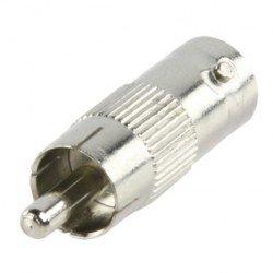 CONECTOR BNC - ADAPTADOR RCA