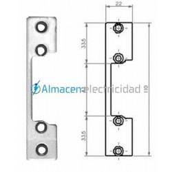 ARMADURA TIPO B22 GRIS Fermax-2891
