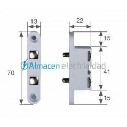 CONTACTOS 2C PUERTA (DOBLE) Fermax-2913