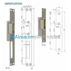 ABREPUERTAS UNIVERSAL N-412-S Fermax-2958
