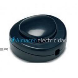 interruptor de pie  (2A-250V)  ___negro