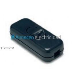 interruptor paso (2A-250V)  ___negro
