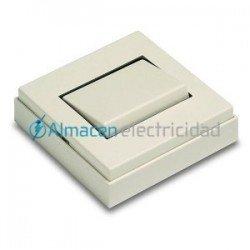 interruptor superficie (10A-250V)___marfil