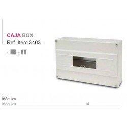 CUADRO SUPERFICIE PVC, caja ___4 elementos