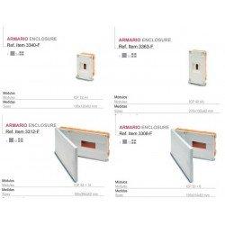 EMPOTRAR PLADUR, caja de 1 a 4 elementos (ICP-40)