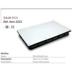 CAJAS EMPALME EMPOTRADAS, ICT RTR INT 300 x 500 x 60 (RTV-TLCA+TB+RDSI)