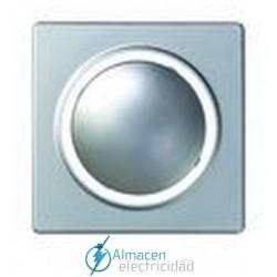 Placa electrónicos de tacto simon serie 82 Detail color Aluminio frio detail 82
