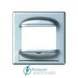 Tapa detector de presencia simon serie 82 Detail color Aluminio frio detail 82