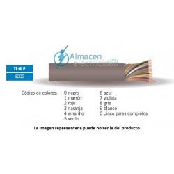 Cable de cobre para teléfono TL-4 P