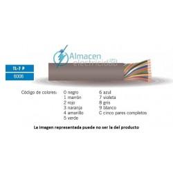 Cable de cobre para teléfono TL-7 P