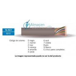 Cable de cobre para teléfono TL-15 P