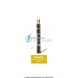 Cable de micrófono profesional 2 CA-65 R/N