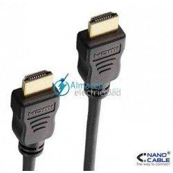 CABLE HDMI MACHO-MACHO V1.3 DE 1,8 METROS