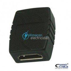 ADAPTADOR HDMI V1.3 HEMBRA-HEMBRA