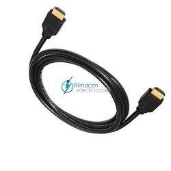 CABLE HDMI V1.4 MACHO-MACHO DE 1,8 METROS