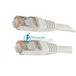 CABLE RED RJ45 CAT.6 FTP 1M