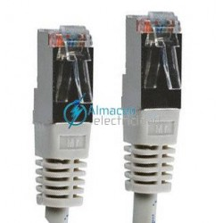 CABLE RED RJ45 CAT 5E SFTP 5M