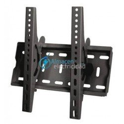 "SOPORTE PARA MONITOR Y TV 17""-37"" INCLINABLE NEGRO"