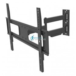"SOPORTE PARA MONITOR-TV 37""-70"" INCLINABLE Y GIRATORIO NEGRO"