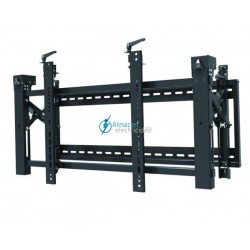 "SOPORTE VIDEO WALL PARED TV 45""-70"" NEGRO"