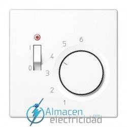 TERMOSTATO SOLO CALEFACCION BLANCO ALPINO 230V 10A JUNG SERIE LS 990