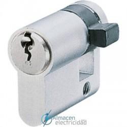 Cilindro perfilado para mecanismo a llave JUNG 28 con tres llaves