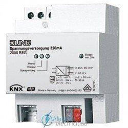 KNX fuente de alimentación 320mA