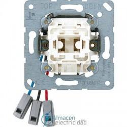 Mecanismo pulsador 10AX-250V JUNG 531 EU LED RG 230