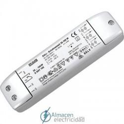 Transformador DALI para lamparas halógenas bajo voltaje JUNG D SNT 105 para 12 v.