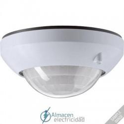 Detector de techo 360° JUNG DAW 360 AL en aluminio lacado