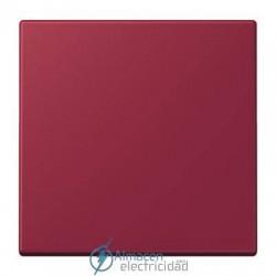 Tecla sensora JUNG LC 1561.07 4320M en color le rubis