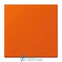 Tecla sensora JUNG LC 1561.07 4320S en color orange vif