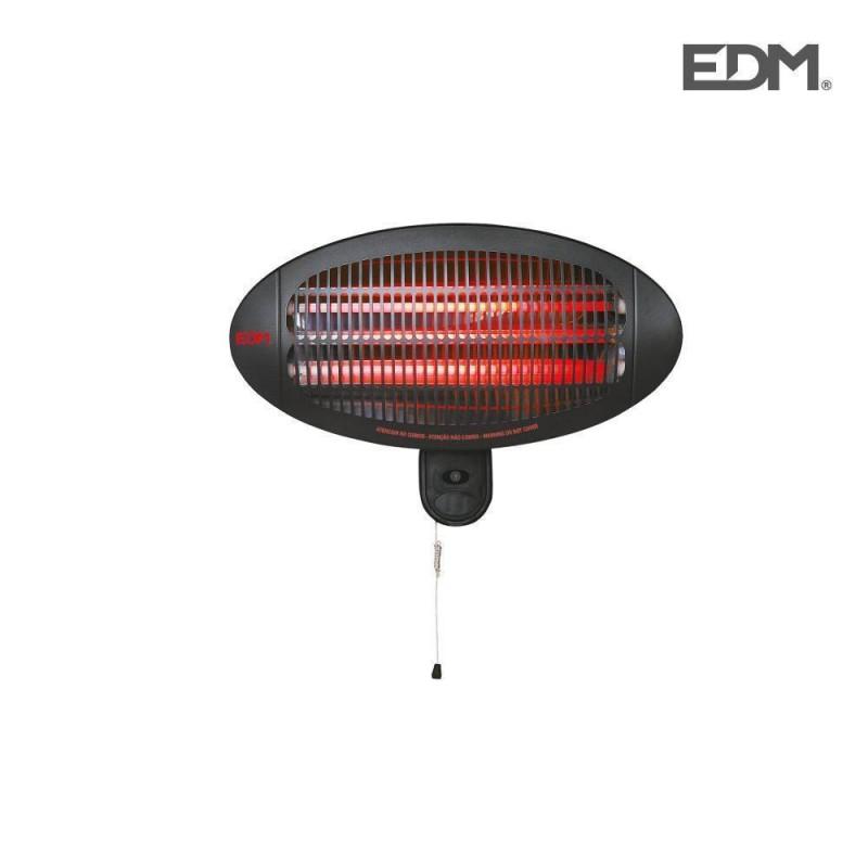 ESTUFA DE CUARZO DE EXTERIOR - 2000W - EDM