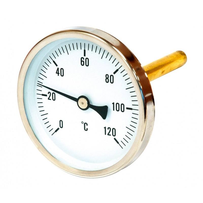 Termometro Bimetalico Horizontal Con Vaina Para Refrigeracion 80 Im01121 Tienda Electricidad Somos especialistas en instrumentación de medida. almacen electricidad