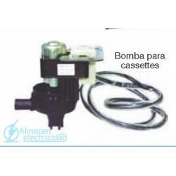BOMBA DE CONDENSADOS PARA CASSETTE CP085