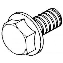 BOLSA 10 U. TORNILLO BU 8 AROROSCADO M 8 (164500)