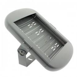 CHASIS PROYECTOR PARA FOCO LED MODULAR HEATSING 4X50W 90º IP68 150LM/W