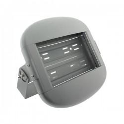 CHASIS PROYECTOR PARA FOCO LED MODULAR HEATSING 2X50W 90º IP68 150LM/W