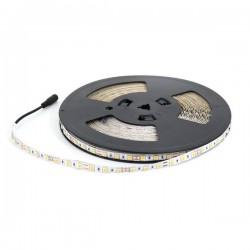 CORTE DE 1 METRO TIRA LED DE 14,4W/M 24V DC 6000K FRIO IP20 SMD5050 VIDENY ROLLO DE 20 METROS