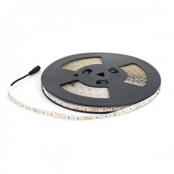 CORTE DE 1 METRO TIRA LED DE 14,4W/M 24V DC 4500K NEUTRO IP20 SMD5050 VIDENY ROLLO DE 20 METROS