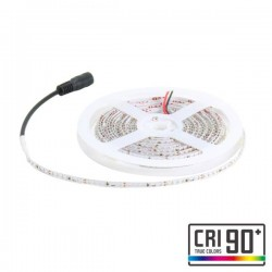 TIRA LED 10W 4500K NEUTRO 24V DC IP20 4X5000MM SMD2110 DWARF