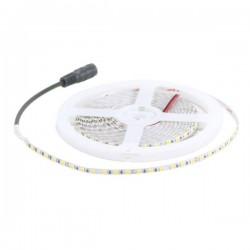TIRA LED 9W 3000K CALIDO 12V DC 5X5000MM IP20 SMD5050 HALF