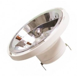 BOMBILLA LED AR111 G53 14W 45º 12V DC 3000K CALIDO