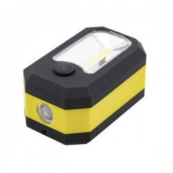 LINTERNA LED USB 6000K FRIO KUBE